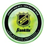 Franklin Sports Street Hockey Puck - NHL - Extreme Series - Colors May Vary