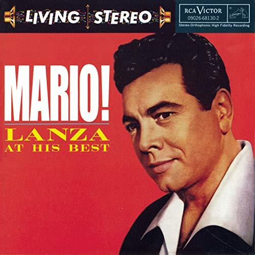 Mario Lanza: At His Best!