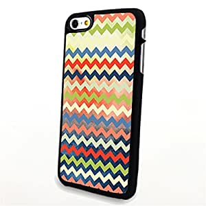Generic Phone Accessories Matte Hard Plastic Phone Cases National Style Aztec Anchor fit for Iphone 6