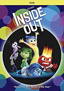 Inside Out (1-Disc DVD) from Walt Disney Studios