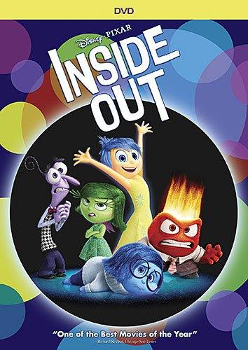 Inside Out  1 Disc Dvd