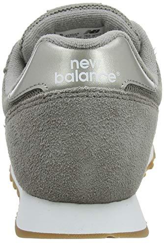 Donna A Marblehead 373 New Sneaker Grigio Collo Basso marblehead Balance xwPwaSYqZ