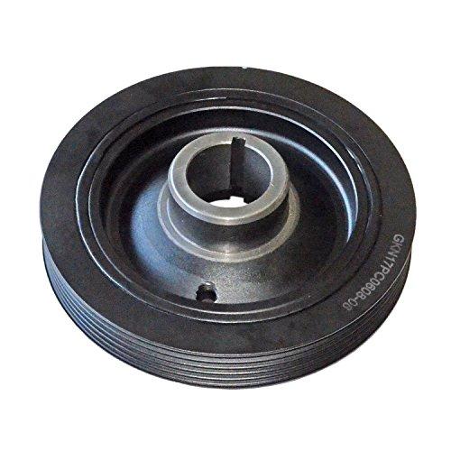 - Harmonic Balancer Crankshaft Pulley 12610-77E12 Compatible for Suzuki Vitara 2.0L 99-03
