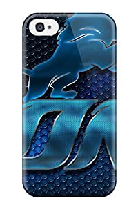 Hot detroit lions NFL Sports & Colleges newest iPhone 4/4s cases 6121365K417234914