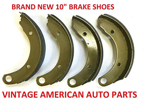 1956 PLYMOUTH NEW BRAKE SHOE PACKAGE P23 P18 10