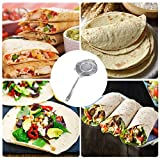 Stylishbuy 6.5 Inch Tortilla Maker Press Pan Heavy