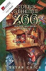 Der geheime Zoo: Auf der Jagd nach den Yetis (German Edition)