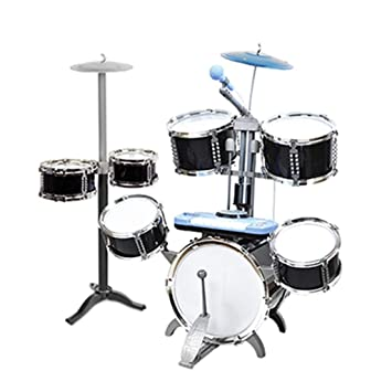 Amazon.com: Percussion Drums - Tambores de jazz para niños ...