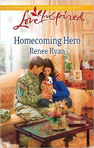 Homecoming Hero Love Inspired Renee Ryan 9780373876174 Amazon