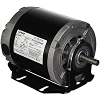 A.O. Smith GF2024 1/4 hp, 1725 RPM, 115 volts, 48/56 Frame, ODP, Sleeve Bearing Belt Drive Blower Motor by A. O. Smith