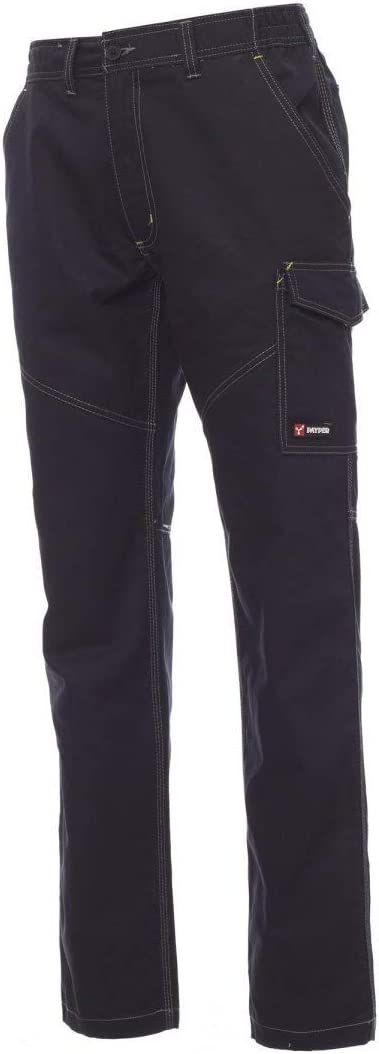 M Blu navy Pantalone da lavoro WORKER Payper
