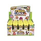 Trash Pack BUNDLE - The Trash Gang 2 TRASHIES IN TOILET X 5 Pieces (Dispatched from UK)