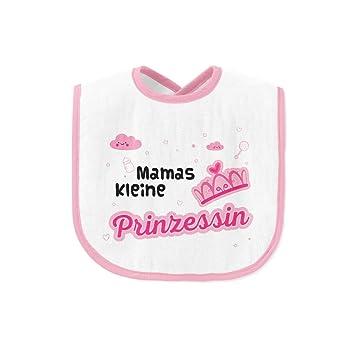 Tassenbrennerei Latzchen Mit Spruch Mamas Kleine Prinzessin