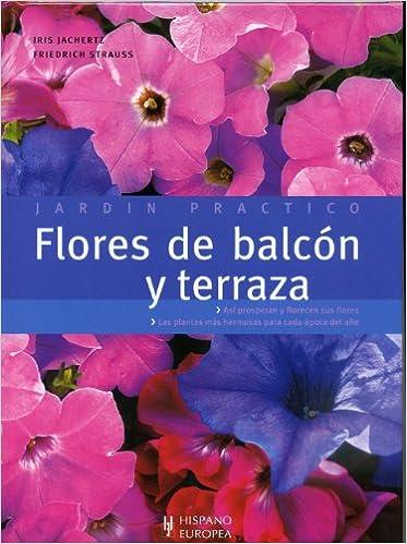 Flores De Balcon Y Terraza Flowers Of Balcony And Terrace