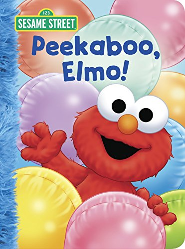 Peekaboo, Elmo! (Sesame Street) (Big Bird's Favorites Board Books)
