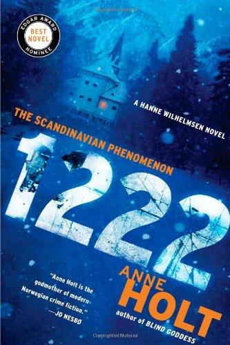 1222: Hanne Wilhelmsen Book Eight (A Hanne Wilhelmsen Novel)
