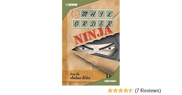 Amazon.com: Mail Order Ninja, Vol. 1 (9781599615684): Joshua ...