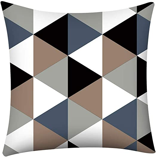 MObast Taie d'oreiller Housse Coussin Coussin