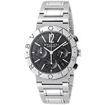 Bvlgari Watch Bb38bssdch Bulgari Bulgari Chronograph