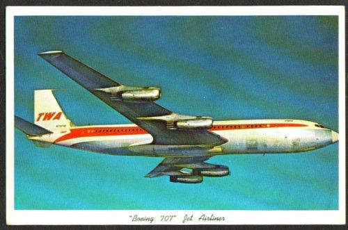 trans-am-twa-boeing-707-in-flight-postcard-1950s