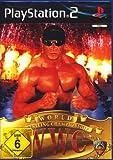 PlayStation 2 WWC World Wrestling Championship (PAL)