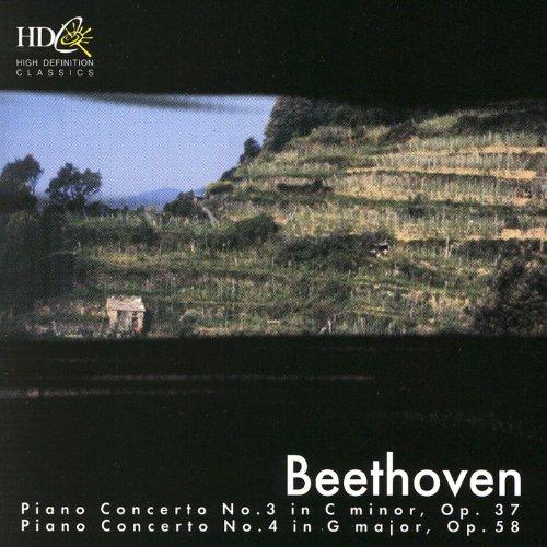 Beethoven: Piano Concertos Nos. 3, 4