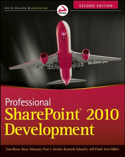 Professional SharePoint 2010 Development
