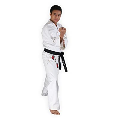 Karate traje Hombres - Fuso: Amazon.es: Ropa y accesorios