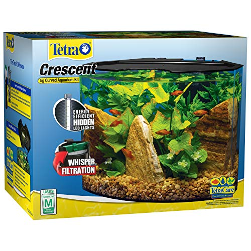 Lowest Price: Tetra Crescent Aquarium