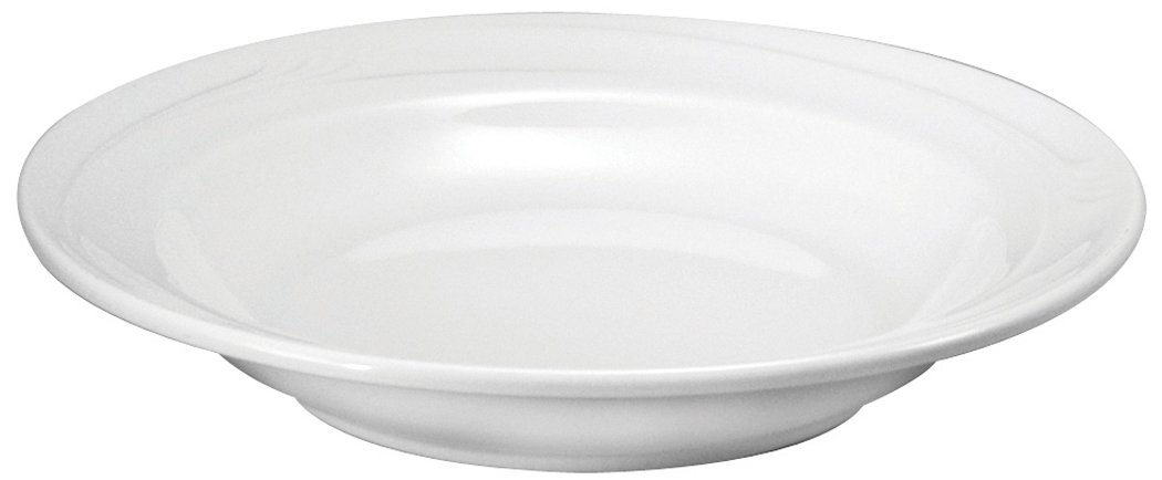 Oneida Foodservice F1040000740 Espree Bowls, 21.5 oz, Cream White Porcelain, Set of 24