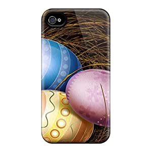 Hot ThK42913cgvf Cases Covers Protector For Iphone 6- Easter Eggs In Nest