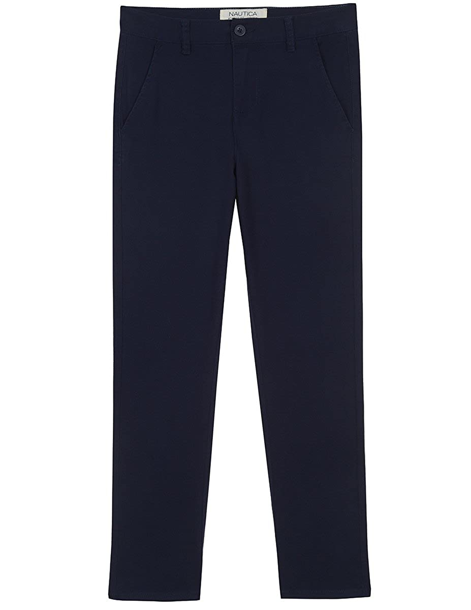 Nautica boys Chino Stretch Pant
