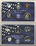 2000 Mint Proof Set PR-01