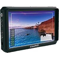Lilliput A512,7cm 4K camera-top Monitor mit 1920* 1080Native Auflösung für DSLR Kamera und Full HD Camcorder aus, um Fotos & Filme