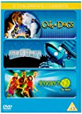 Cats and Dogs/Scooby Doo/the Iron Giant [Import anglais]