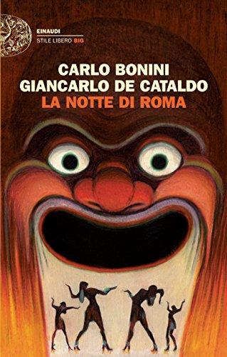 Giancarlo de Cataldo / Carlo Bonini: »La notte di Roma« auf Bücher Rezensionen