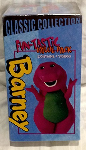 Compare Price To Barney Vhs Pack Aniweblog Org
