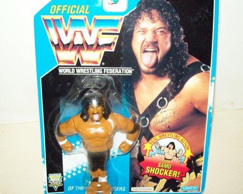 (WWF WWE Samu World Wrestling Federation 1993)
