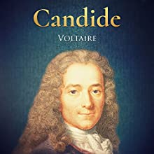 Candide Audiobook by Voltaire Narrated by Kevin Kollins