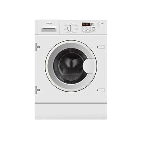 Svan lavadora carga frontal 7kg svl7114t 1400rpm a+++ digital ...