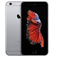 Apple iPhone 6S Plus 64GB GSM Unlocked - Space Gray (Certified Refurbished)