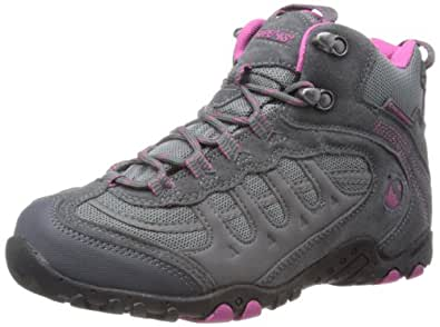 Hi-Tec Lady Penrith WaterProof Walking Boots - 10 - Grey