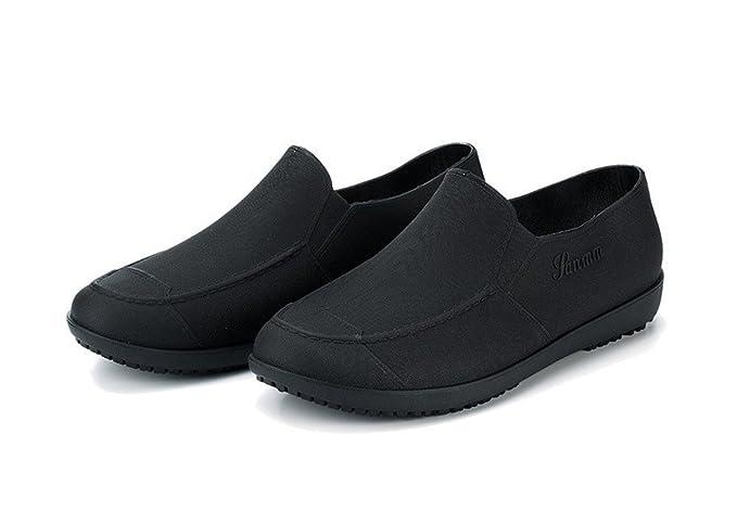 Flyrioc Men S Kitchen Shoes Chef Clogs Anti Slip Working Shoes Rain