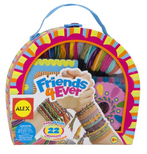 ALEX Toys Do-it-Yourself Wear Friends 4 Ever