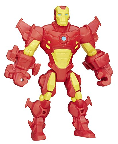 Marvel Super Hero Mashers Iron Man Figure (Marvel Super Hero Mashers Electronic Iron Man Figure)