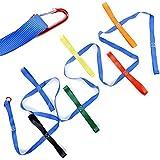 Walking Rope For Preschool - Colorful handles Keeps...