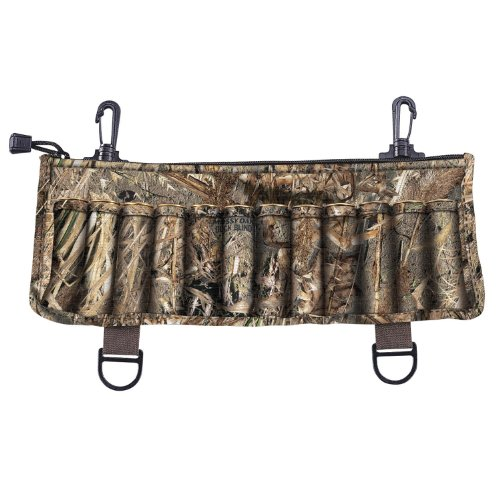 Mossy Oak Shadow Grass Blades Pattern Clip-On Shot Shell Carrior