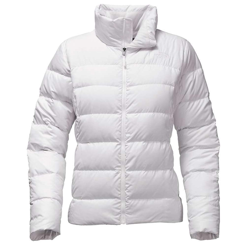 ノースフェイス アウター ジャケットブルゾン The North Face Women's Nuptse Jacket TNF White 10u [並行輸入品] B0761TXB8D