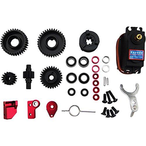 - Hot Racing YEX1000TX 2 Speed Steel Gear System Yeti XL