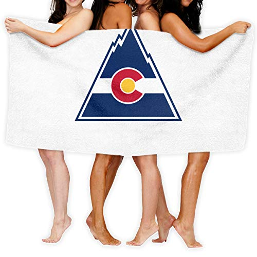 Rocky Mountains Colorado Bath/Pool/Beach Towel - Super Soft & Absorbent Bath Towel Soft Beach Towel - 32